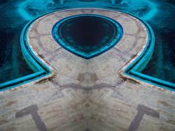 Ein Pool im Pool