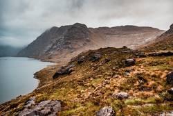 Isle of Skye mit Meer