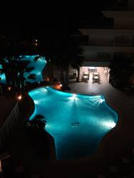 Nacht in Alcudia
