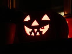 spätes Halloween