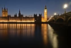 Westminster und Big Ben