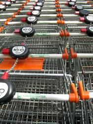 Einkaufsrausch