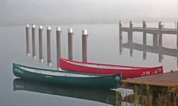 Zwei Boote II