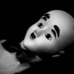 Portrait einer Puppe