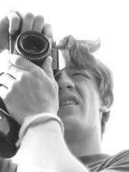 der fotograf mit der kamera