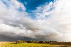 Wolkenbloß