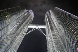 Petronas Twin Towers @ night