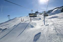 Im Skilift
