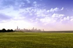Chicago Skyline South