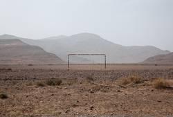 Fußball im Nichts