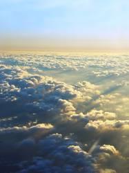 himmel von oben