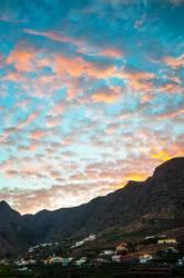 Der Himmel über Gomera