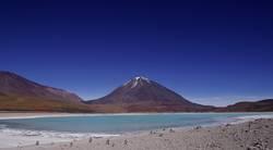 Vulkan, Lagune & Steinwüste