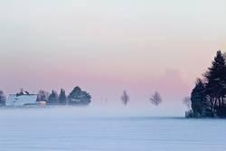Irgendwann werden wir alle im Nebel verschwinden.