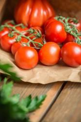 Tomaten frisch vom Markt