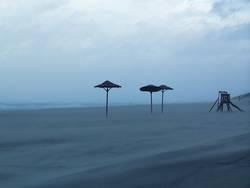 Sturm am Strand 2