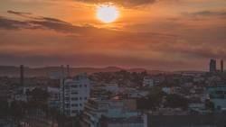Sonnenaufgang über Mazataln