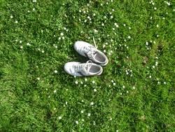 Schuhe ohne Mensch