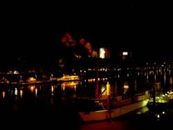 Weser, Nachts 2