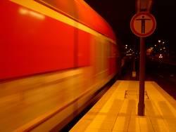 Zug verpasst!
