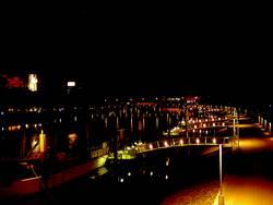 Weser, Nachts 1