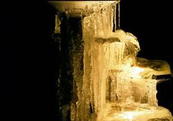 Wasser, Eis und Licht