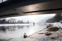 Weserbrücke sehen... und sterben?