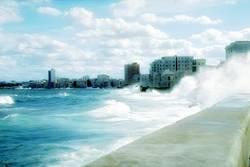 Malecon in Habana
