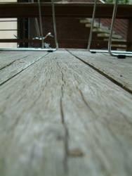 Holzfussboden