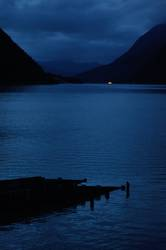 Blau in Tirol