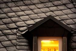 das dach gegenüber