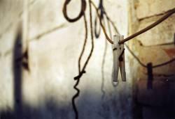 was hängen bleibt