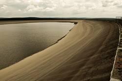 Kein Sandstrand