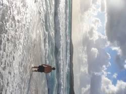 Viel Meer kann ich nicht