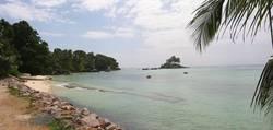 Seychellen Bucht