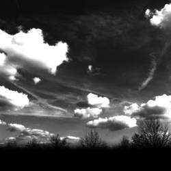 Wolkenglut