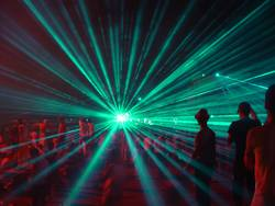 Mysteryland Lasers