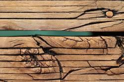 Textur des alten Holzes