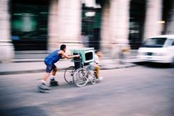 wheelchair-race