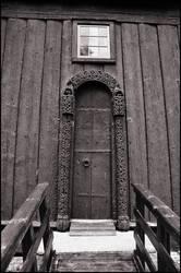 stavkirke portal