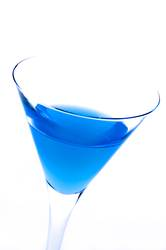 edles Blau