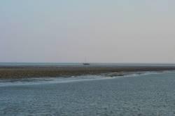 Wattenmeer bei Juist