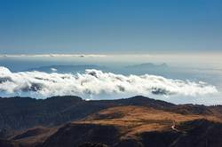 Blick vom Pico do Arieiro