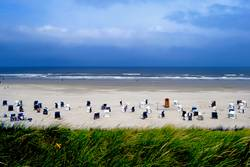 Wind, Strand und Meer