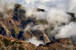 Blick vom Pico do Arieiro III