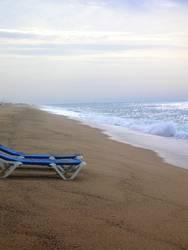 Ein Liegestuhl kommt selten allein...