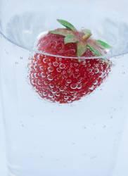 Strawberry-Bubbles