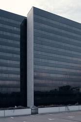 Fassade der Arbeit