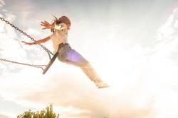 Flying high -I-