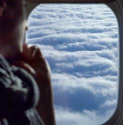 Blick in den Himmel - aber von oben!